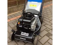 MacAllister MPRM 46hp Push propelled petrol Lawnmower.