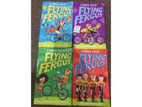 Flying Fergus Book set (Book 2 not included