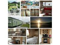 Trecco Bay Porthcawl 6/8 berth caravan to let