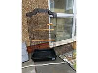 Bird Package (Cage, Toys, Food & Care Items)