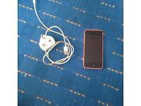 APPLE IPHONE 5C GOOD CONDITION