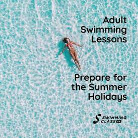 Bespoke Private Swimming Lessons for Adults & Children