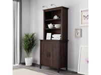 Tall cabinet/shelf unit