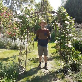 Kit Collins Gardening; design, development and maintenance