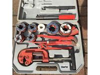 Imperial Pipe Threading Kit