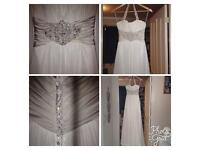 Maggie Sottero unworn wedding dress UK 6