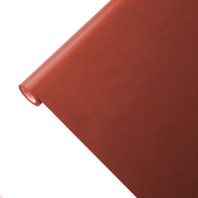0,36€/m L 50m B 75cm kastanien braun JUNOPAX Papiertischdecke rotbraun Tischtuch