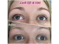 Individual eyelash extensions, eyelash lift and tint, spray tans - based in N1