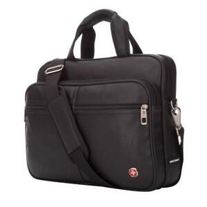 "SwissGear SWA5103 15.6"" Top Load Laptop Case - Black (New Other)"