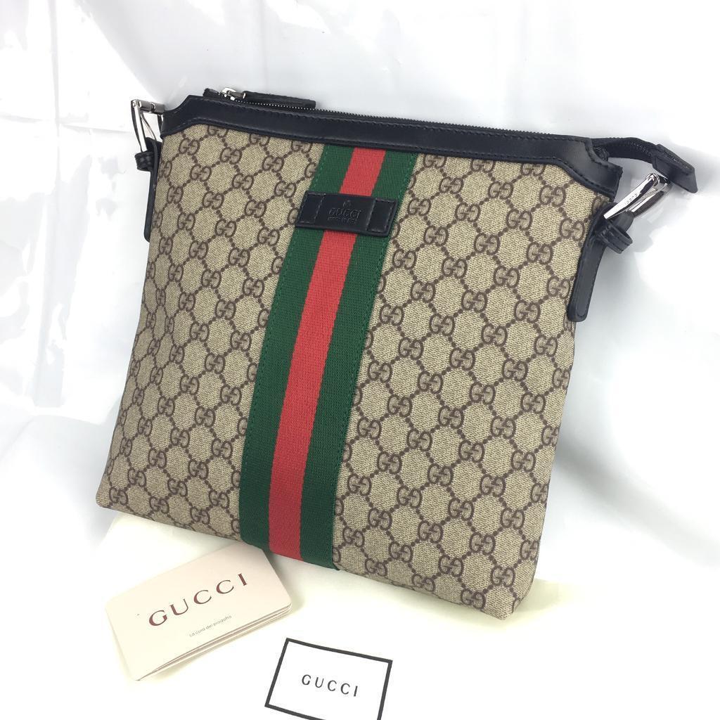 Web Gg Supreme Messenger Gucci Men S Designer Bag 275ono