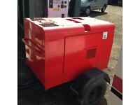 35kva Perkins diesel generator water cooled