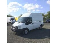 2012 FORD TRANSIT T350 MWB HIGH
