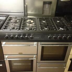 Belling 8 burner gas cooker