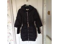 Karen Millen Black Coat