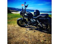Keeway superlight 125cc 2100km