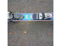 Rossignol 120 Bandit Adult Ski Whistle Axitec B2