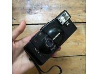 Olympus XA2 35mm f3.5 compact film camera
