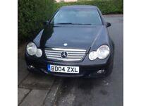 Mercedes c180 kompressor auto