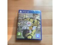 Brand new sealed Fifa 17 PS4 game