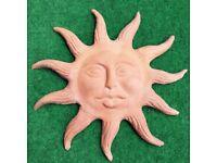 Terracottasonne Sonne aus Terracotta Durchmesser 30 cm Innenstadt - Köln Altstadt Vorschau