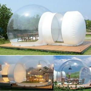 Inflatable Eco Home Tent House Luxury Dome Camping Cabin Lodge Air Bubble - BRAND NEW - FREE SHIPPING