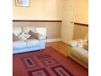 TWO BED FULLY FURNISHED FLAT HEATON TO RENT