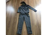 Kids Adidas Messi tracksuit pre/owned £10