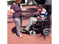 looking for quickie f55 wheelchair