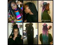 Afro Hairdresser West Midlands: Taking Appointments