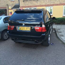 BMW X5 3.0 DIESEL SPORT AUTOMATIC
