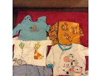 Baby boy clothes 0/3 and 3/6 months