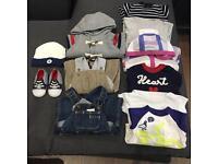 Baby boys bundle 3-6 month