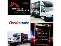 Move It Removals Plymouth & Man & Van services