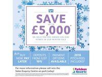 SAVE £10000 @ Southerness,Glasgow,Newcastle,Carlise,Dumfries,Ayr,Greenock,Irvine