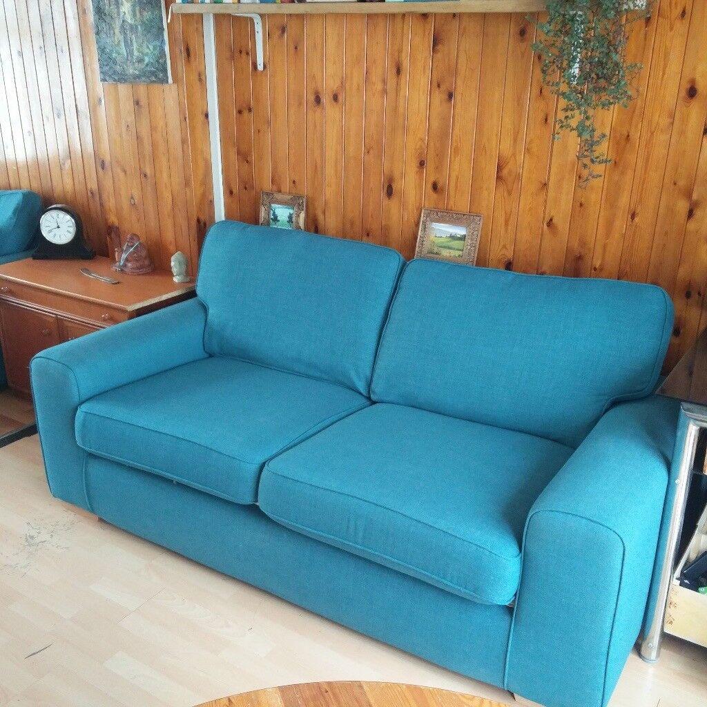 2 3 Seater Comfy Sofa In Newport Gumtree