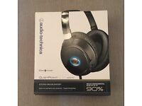 Audio Technica ATH-ANC70 Quietpoint Active Noise Cancelling Headphones