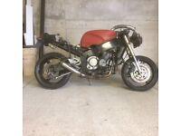 Kawasaki zxr400 rare , project