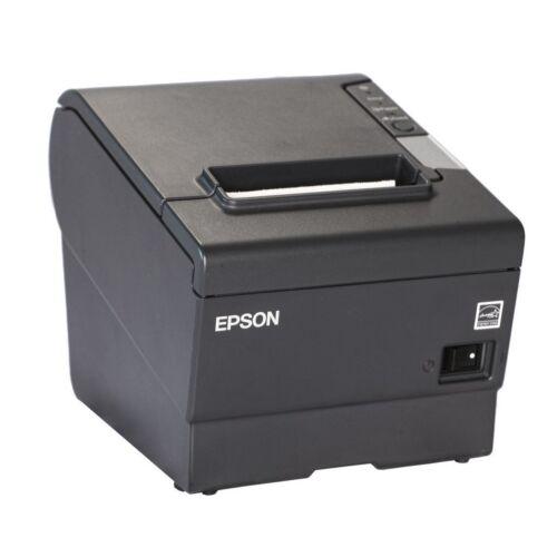 EPSON TM-T88V M244A POS Receipt printer only USB Charcoal Black
