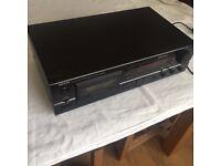 DENON DRM-555 Stereo Cassette Tape Deck
