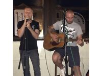 Acoustic Duo Looking for Live Music Venues to play in the Nottinghamshire area.