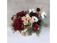 Luxury Valentines Flower Workshop Saturday 10th Feb