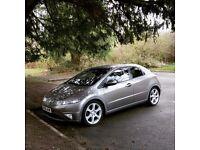 Honda Civic 2.2 i-CTDi - 18 alloys and xenon lights