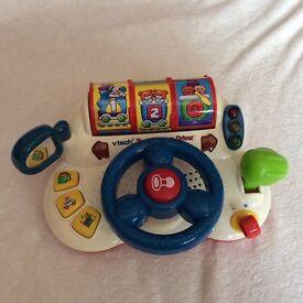 Vtech baby driver