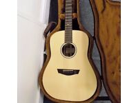 Faith Acoustic Right-Handed Guitar Saturn Amazing Condition FSHG