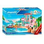 Playmobil 70279 IJssalon aan de Haven (PTD new items)