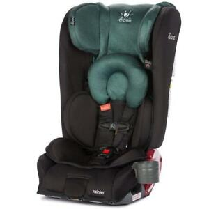 NEW Diono rainier All-in-One Convertible Car Seat - Black Forest