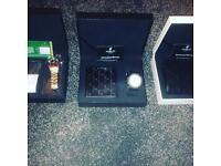 Brand new designer watch sets including hublot, Rolex and more