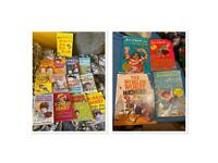 Horrid Henry and David Walliams Books