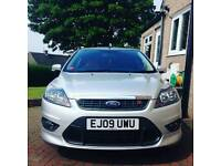 ☆STUNNING 2009 FORD FOCUS ZETEC S☆ 55,000 2 OWNERS FULL SERVICE HISTORY. not replica modified