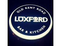 Supervisor Needed for Lively Bar & Restaurant!
